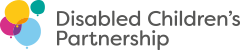 Disabled Childrens Partnership Logo